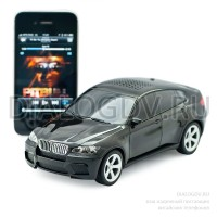 BMW X6 Music Car